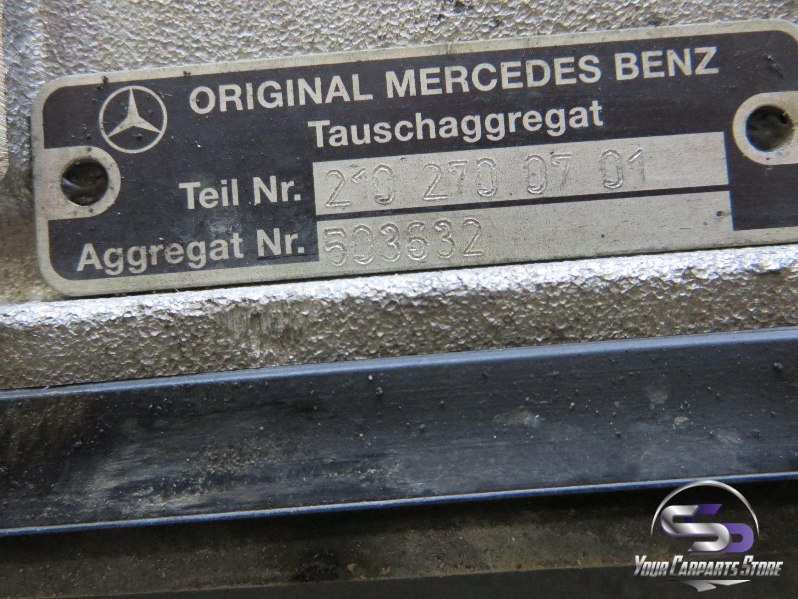 Mercedes w203 w210 c270cdi e270cdi 7226400 for Mercedes benz auto parts store