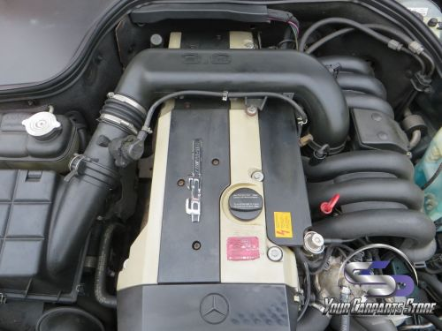 mercedes c e w202 w124 w210 motor engine c280 e280 c36 amg 104 941 3 6 ebay