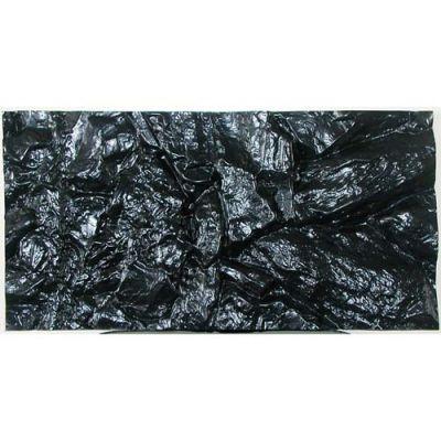 3 d aquarium r ckwand 60 x 30 cm schwarz terrarium. Black Bedroom Furniture Sets. Home Design Ideas
