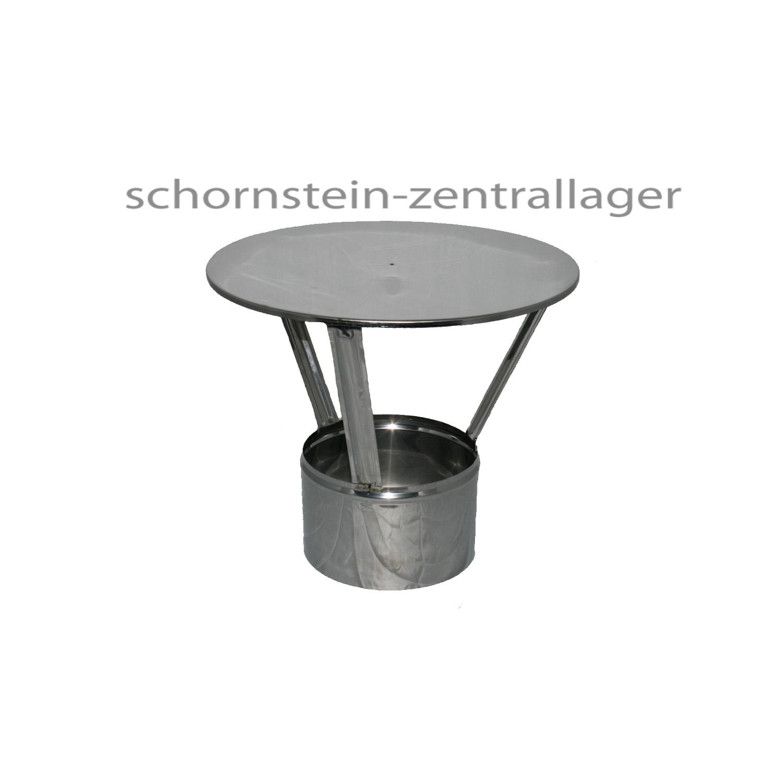 edelstahlschornstein regenhaube regenhut dn 150 mm schornstein edelstahlkamin ebay. Black Bedroom Furniture Sets. Home Design Ideas