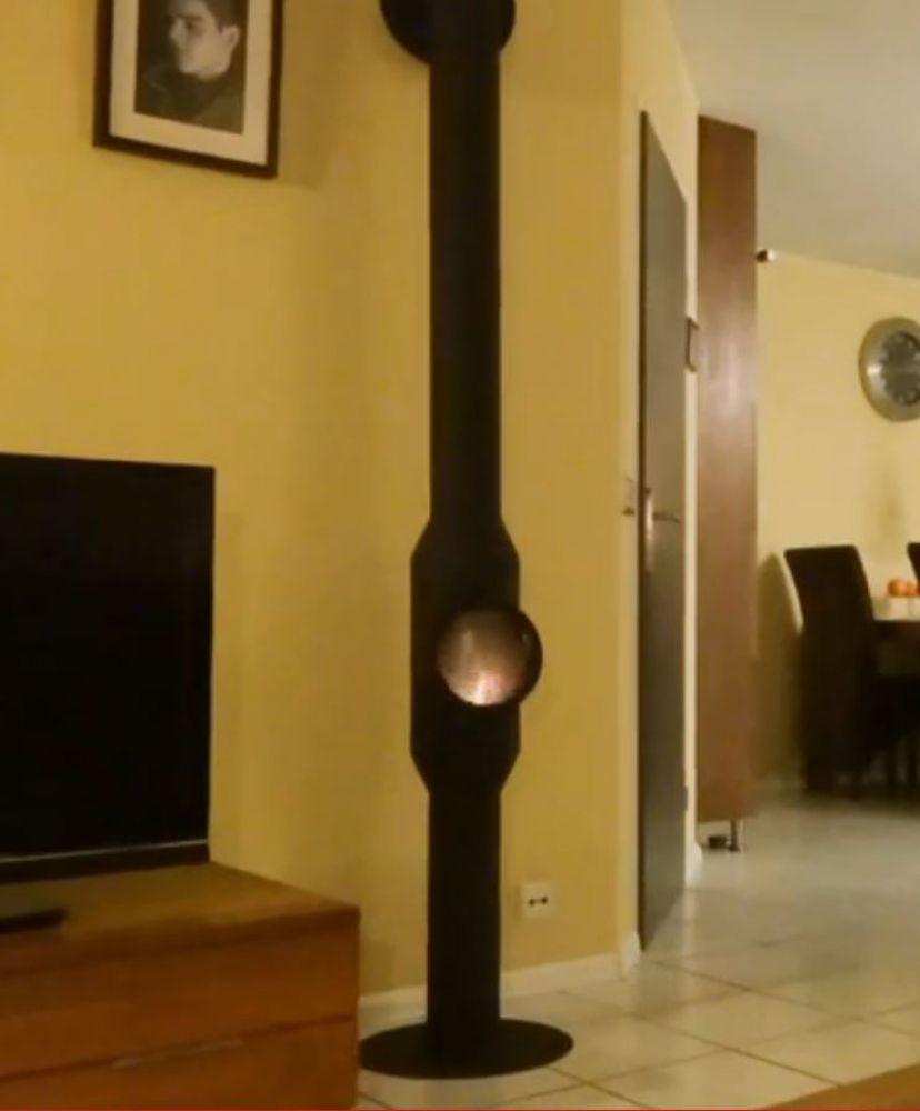 kaminofen ecofire 2 kw umweltfreundlicher bio ethanol ofen. Black Bedroom Furniture Sets. Home Design Ideas