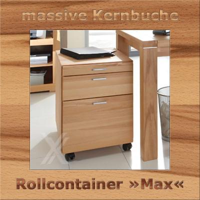 rollcontainer container b ro schreibtisch rollschrank