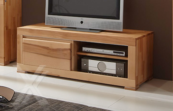 lowboard tv rack kommode wohnzimmer schrank massiv. Black Bedroom Furniture Sets. Home Design Ideas