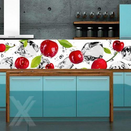 Küchenrückwand Wandschutz Herd Spüle Nische Wandbild Spritzschutz ...