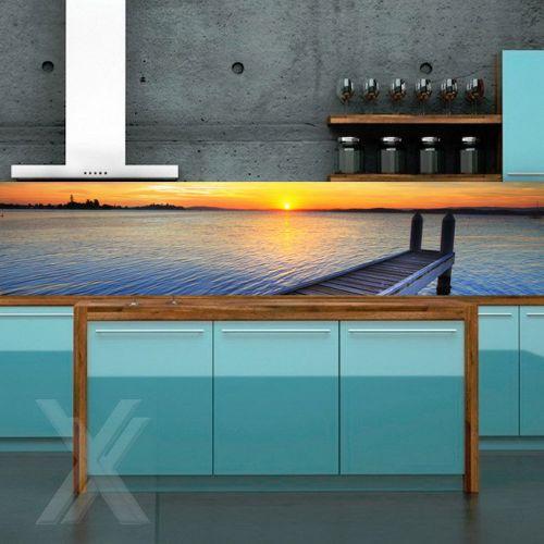 Küchenrückwand Motivwand Acrylglas Fliesenspiegel Spritzschutz