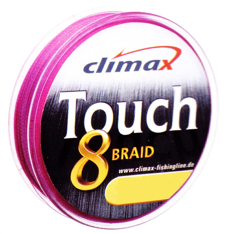 плетенка climax touch 8 braid купить