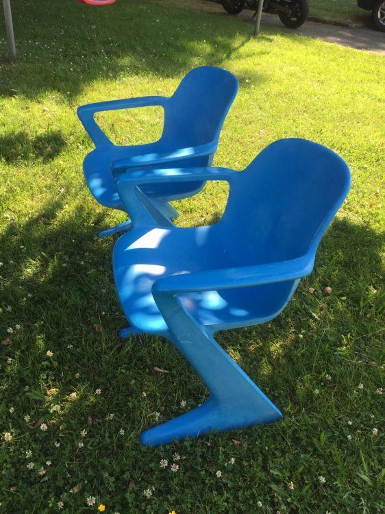 2x z stuhl ddr armlehne variopur armlehnstuhl blau design for Stuhl ddr design
