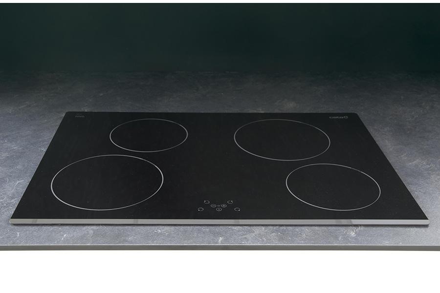 4 kochzonen induktion kochfeld cata i 704 schwarz booster touch control 77 cm ebay. Black Bedroom Furniture Sets. Home Design Ideas