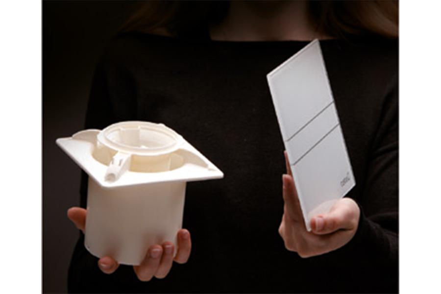 badl fter ventilator l fter cata e 100 gth glas timer hygro led display leise ebay. Black Bedroom Furniture Sets. Home Design Ideas