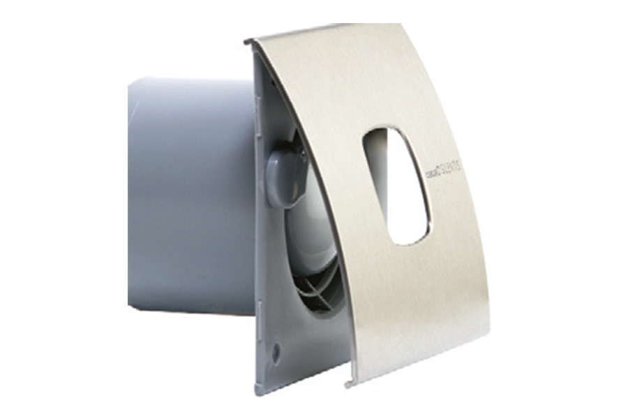 axialer kleinraum ventilator badl fter cata silentis 10 inox ip x4 100mm leise ebay. Black Bedroom Furniture Sets. Home Design Ideas