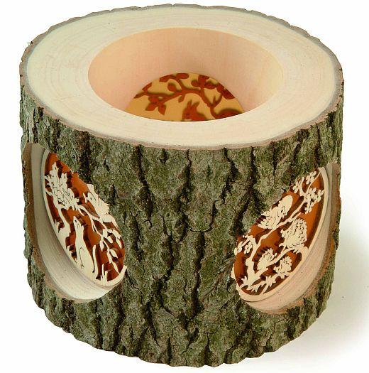 Astholzleuchter Jahresmotive Holz Deko Geschenk Ebay