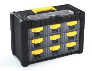 Organizer Ufficio Fai Da Te : Organizer porta oggetti piccoli cassetto con scomparti contenitore
