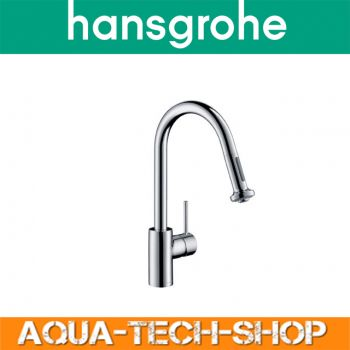 hansgrohe sp ltisch ehm talis s variarc schwenkb ausl 360 herausz brause ebay. Black Bedroom Furniture Sets. Home Design Ideas