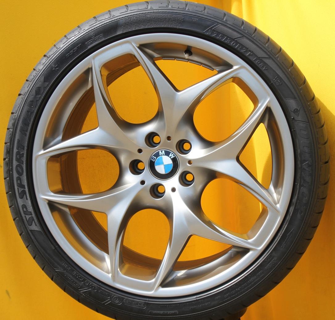 Bmw X6 Styling: Original BMW X6 E71 21 Zoll Alufelgen Doppelspeiche