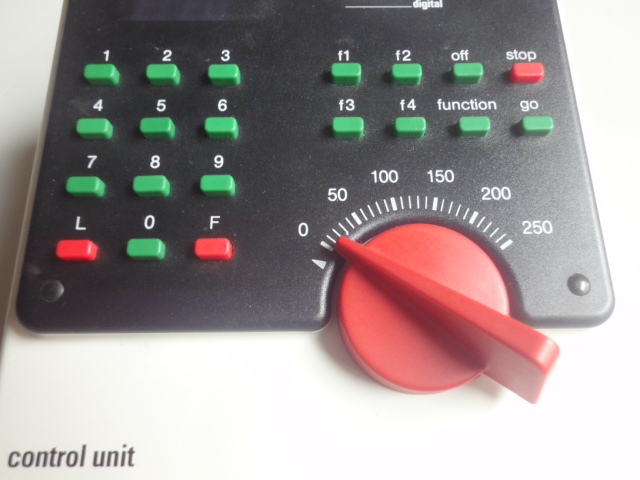 märklin control unit