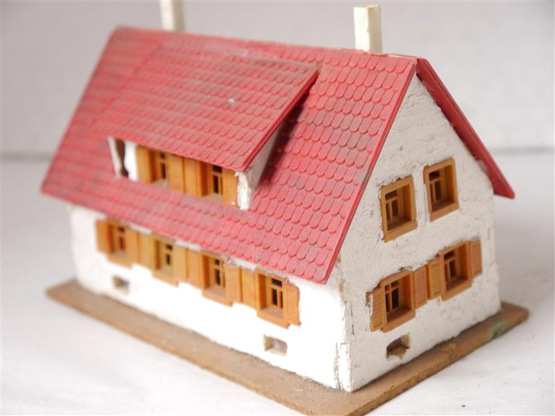 faller h0 wohnhaus aus holz. Black Bedroom Furniture Sets. Home Design Ideas