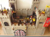 Playmobil 3667 Ritterburg + Erweiterung & Zubehör