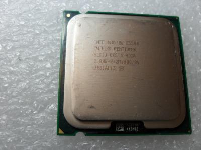 Intel-Pentium-E5500-SLGTJ-LGA775-Desktop-CPU-Prozessor-2-8G-2M-800Mhz