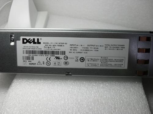 Dell-750-Watt-HotPlug-Netzteil-fuer-PowerEdge-2950-N750P-S0-JU081