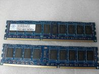 Original HP Prolinat DL360 G6 RAM 2x 2 GB PC3-10600R 500202-061