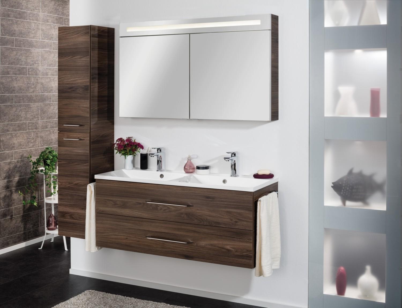 Exklusiv badezimmer m belset ulme madera nb inkl doppel for Badezimmer exklusiv
