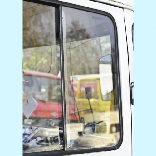 Scheibe kunststoff schiebefenster mercedes t2 l d do 406 for Kunststoff schiebefenster