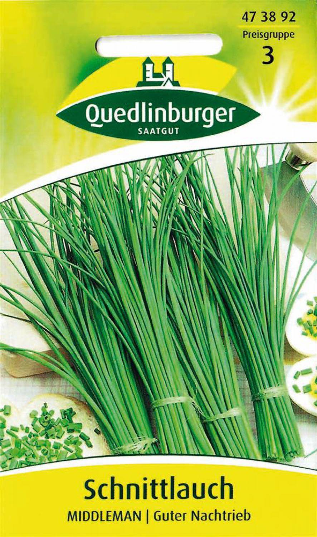 Schnittlauch Naomy für ca 1-1,5m² Lauch Samen Aussaat Saatgut Gemüse