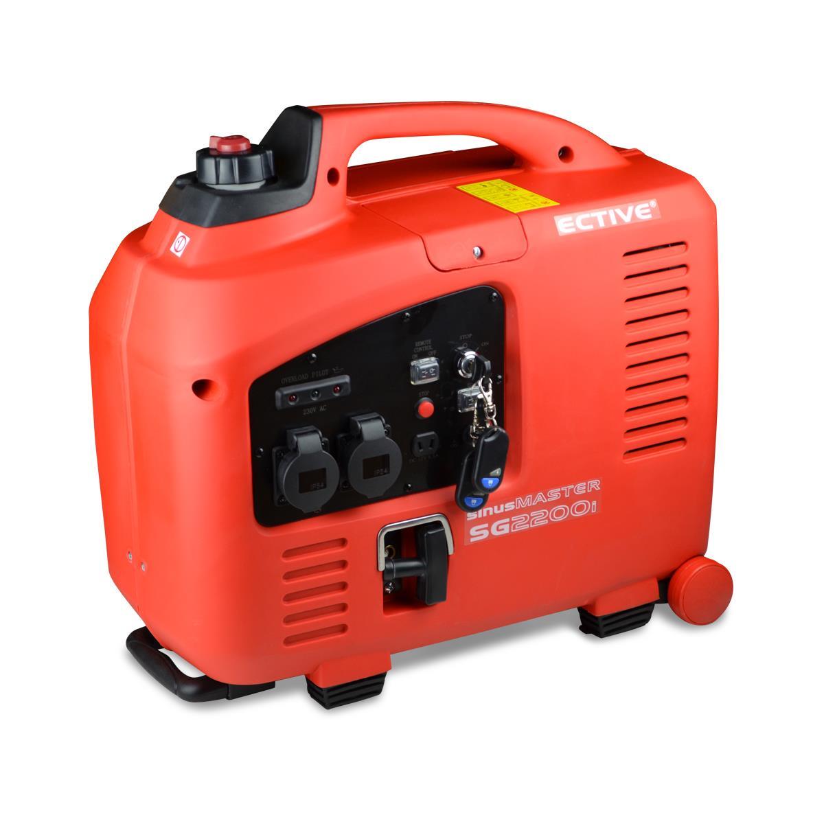 2000w 2200w Inverter Generator Digitaler Stromerzeuger