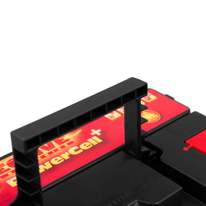 ective powercell 30 75ah autobatterie starterbatterie. Black Bedroom Furniture Sets. Home Design Ideas