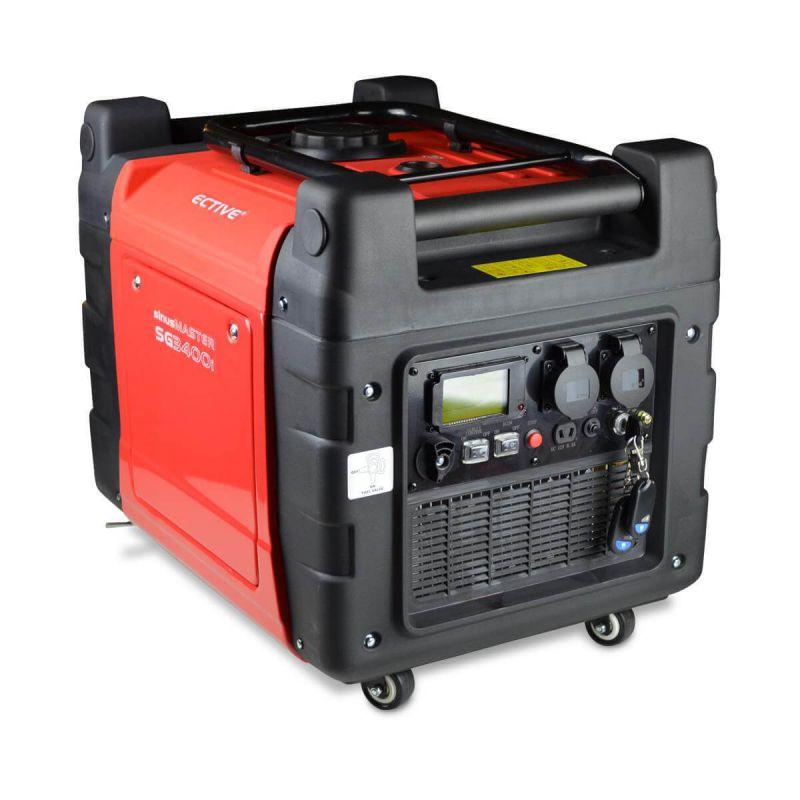 3200w 3400w inverter generator digitaler stromerzeuger benzin ective sg3400si ebay. Black Bedroom Furniture Sets. Home Design Ideas