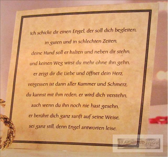 Engel Gedicht Taufe Charlotte