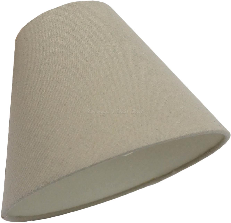 lampenschirm stoff textil 19 cm lampen schirm lampe ebay. Black Bedroom Furniture Sets. Home Design Ideas