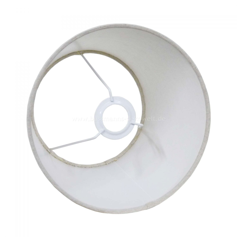 lampenschirm stoff textil schirm beige taupe 15 cm lampe. Black Bedroom Furniture Sets. Home Design Ideas