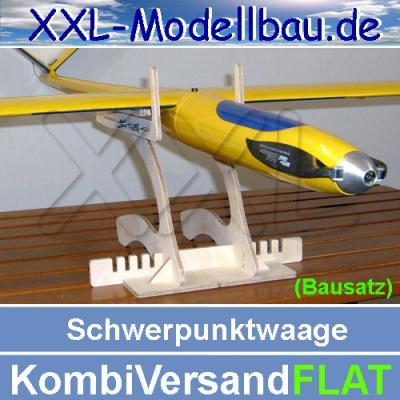 Schwerpunktwaage-Bausatz-Waage-zum-Schwerpunkt-messen-im-Modellbau