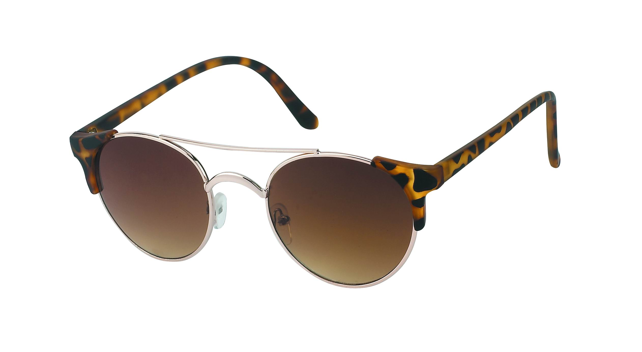 Cat Eye Sonnenbrille Schmal