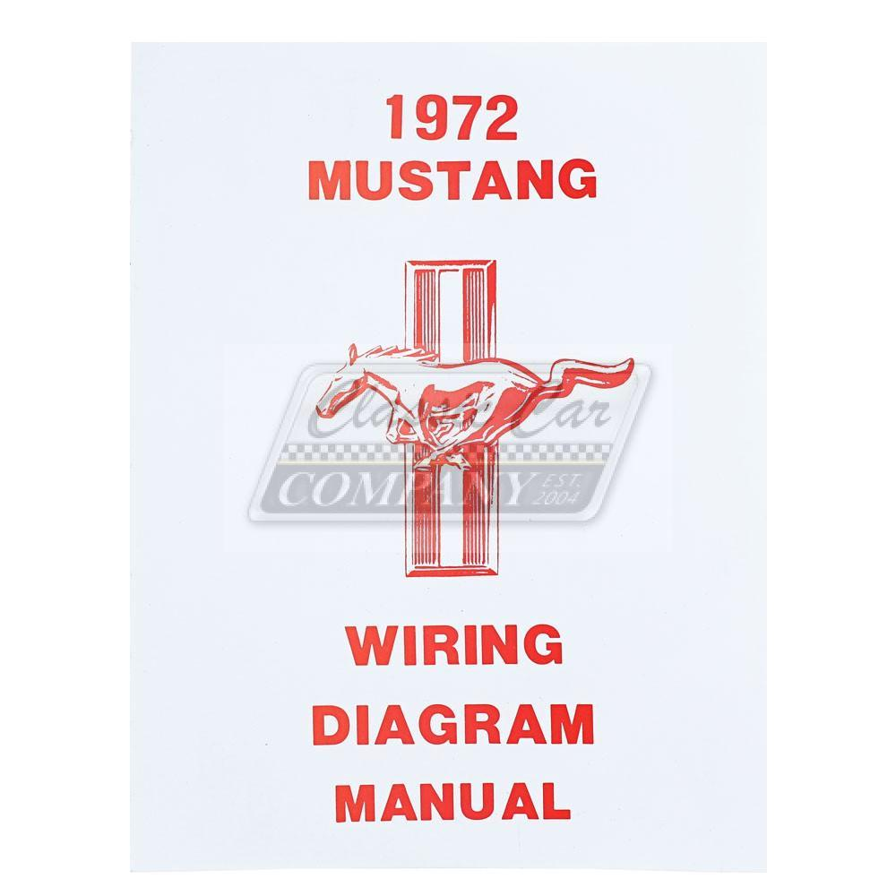 Handbcher Elektrische Schaltplne Stromlaufplan Ford Mustang 1972 Opel Rekord E Wiring Diagram Manual