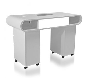 Studio Table manicurist nail table DR-01LÜ incl. Suction TOPSELLER!