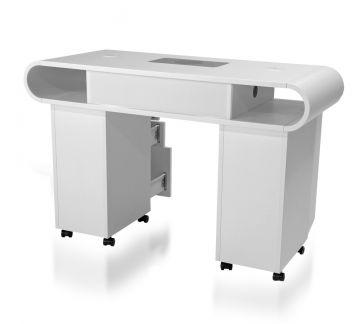 nageltisch dr 01l inkl absaugung topseller manik rtisch. Black Bedroom Furniture Sets. Home Design Ideas