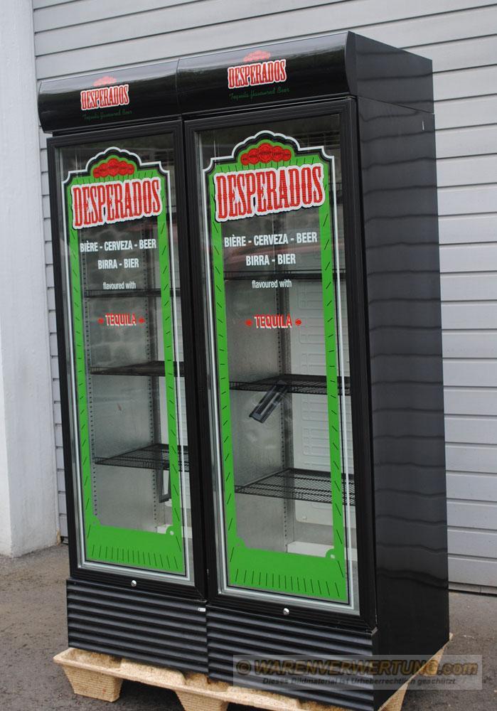 DESPERADOS© - Kühlschrank für Getränke / Schankraum / Gastro ...