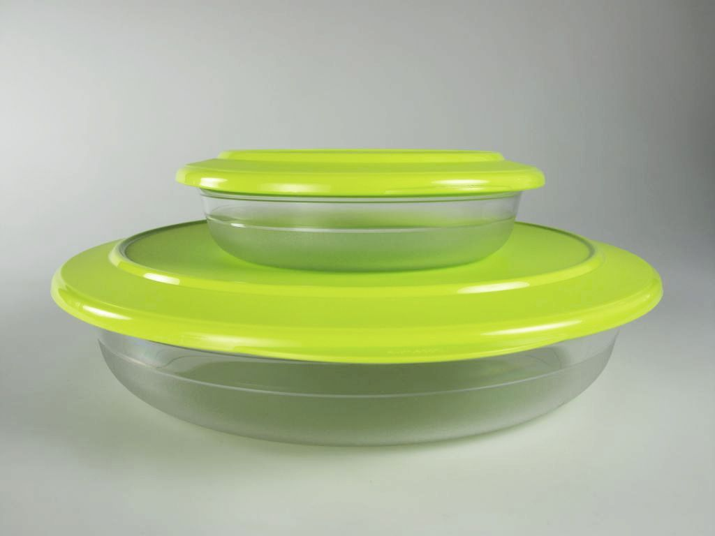 tupperware tafelperle sch ssel 2 0 l 350 ml gr n limette salatsch ssel salat. Black Bedroom Furniture Sets. Home Design Ideas