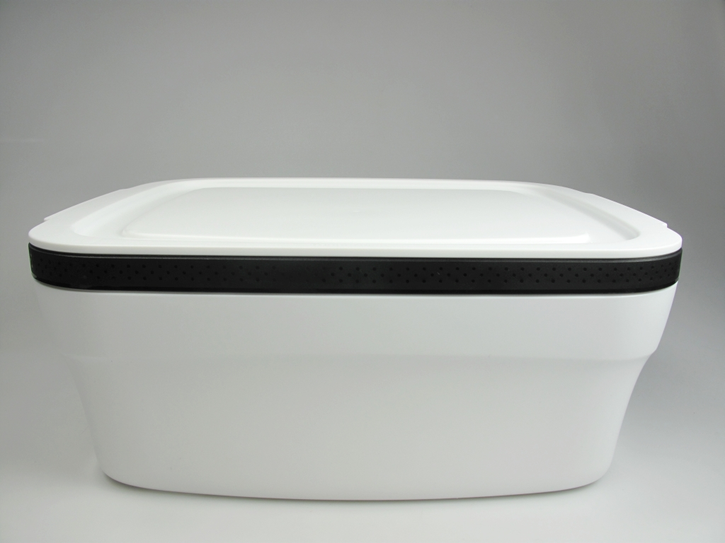 tupperware brotmax condenscontrol brotkasten brotw chter neu brot max kasten ebay. Black Bedroom Furniture Sets. Home Design Ideas