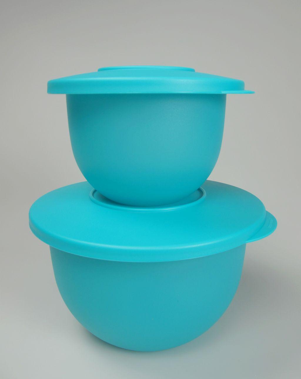 tupperware duo set junge welle 1 3 l sch ssel 550 ml sch ssel t rkis 2 ebay. Black Bedroom Furniture Sets. Home Design Ideas