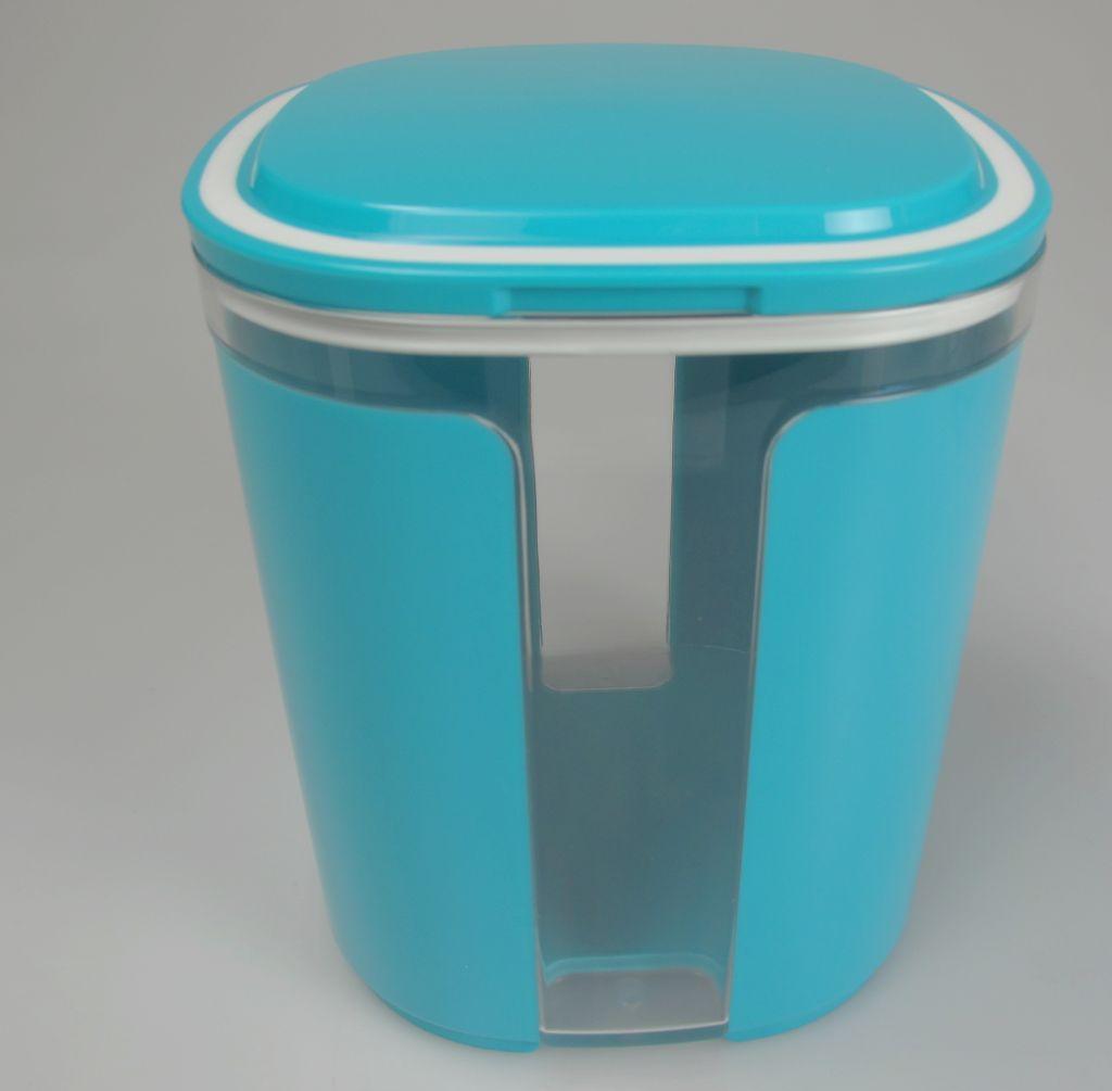 tupperware a35 skyline t rkis 1 5 l vorratsdose trockenvorrat dose box ebay. Black Bedroom Furniture Sets. Home Design Ideas