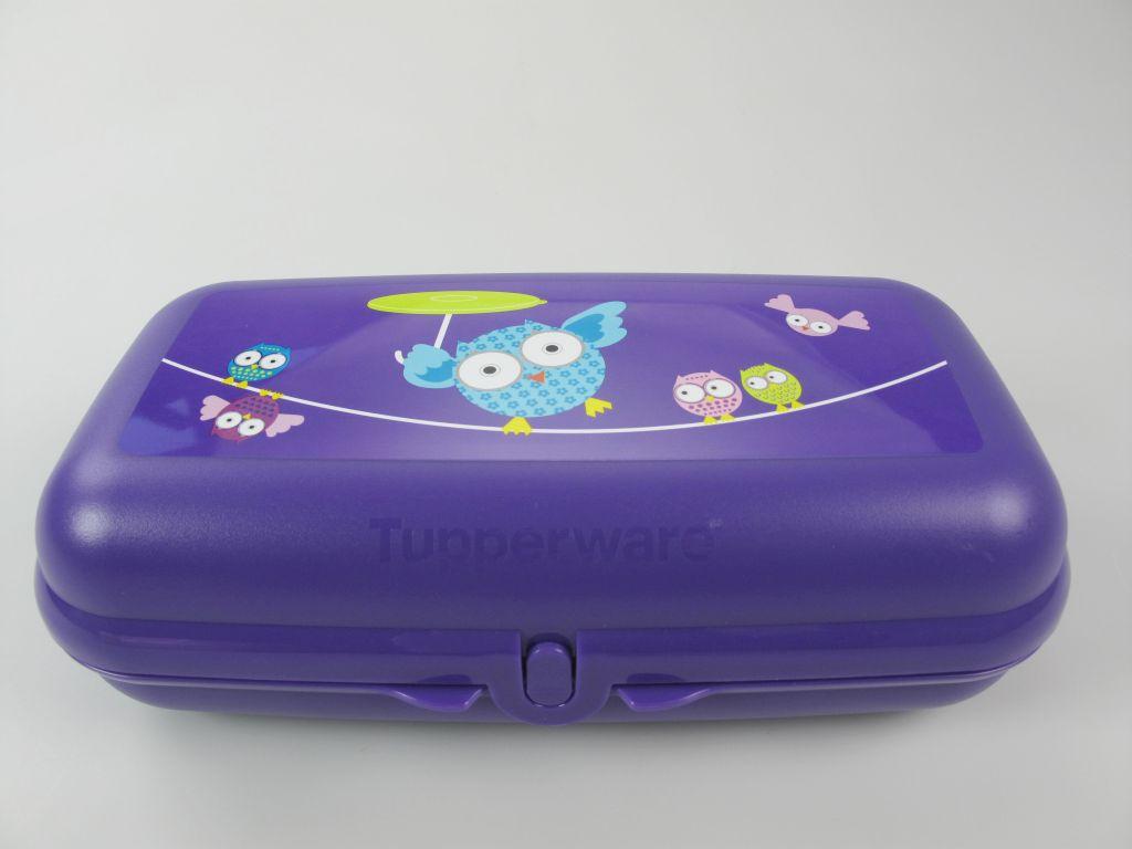 tupperware maxi twin 1 brotdose box beh lter lunchbox. Black Bedroom Furniture Sets. Home Design Ideas