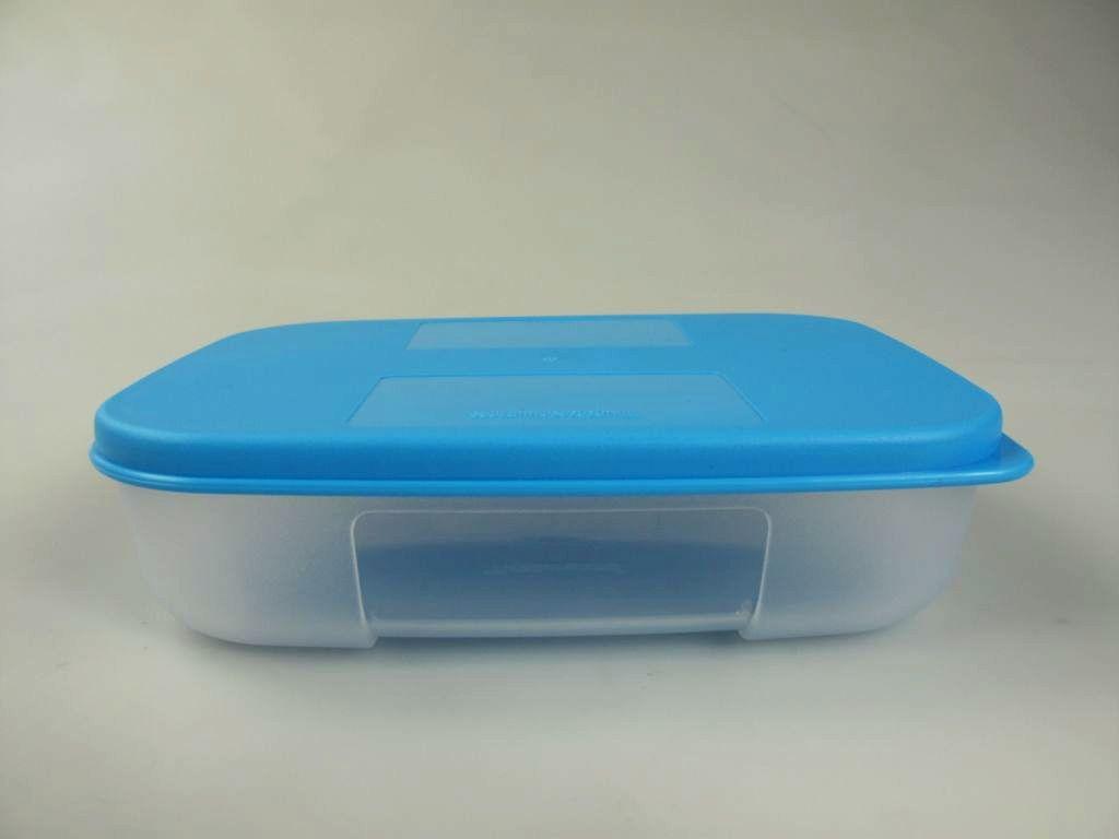 tupperware k hlschrank systemdose 300 ml blau frische system ebay. Black Bedroom Furniture Sets. Home Design Ideas