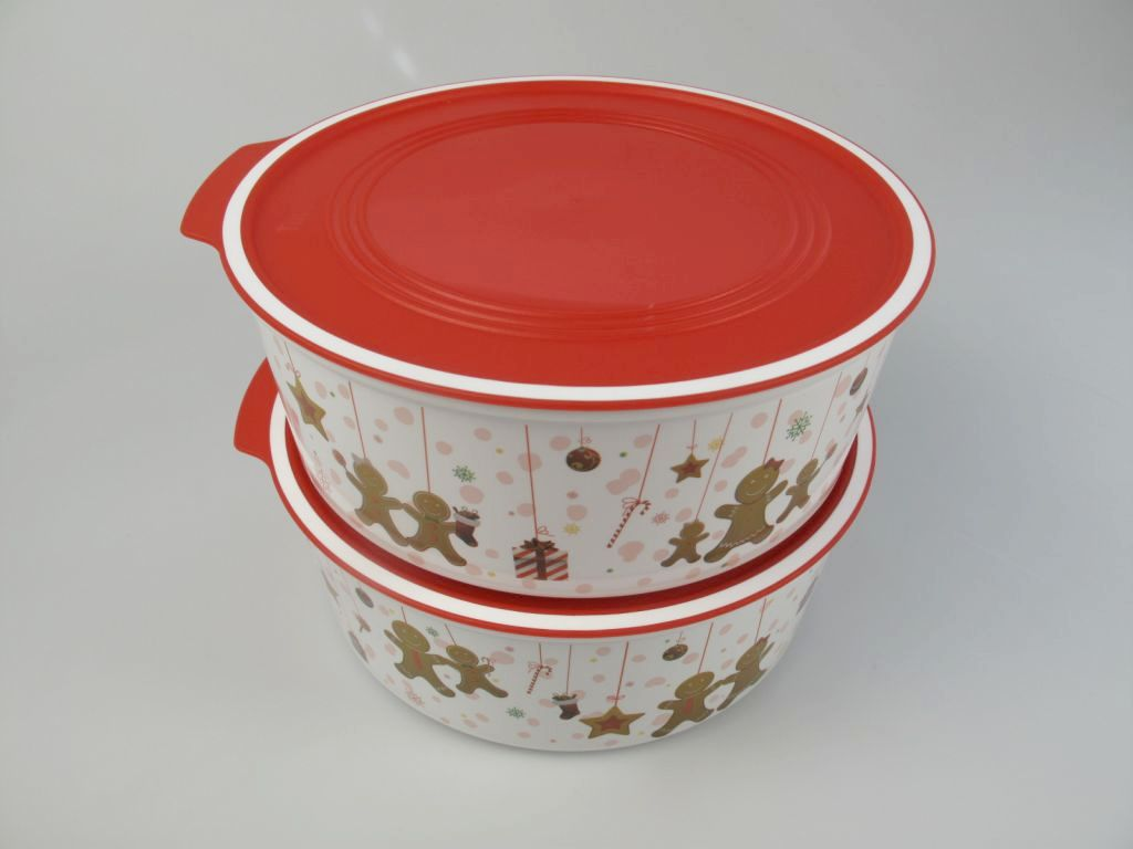 Tupperware a195 2 quadro cycle no l 1 5 l cycle bo te biscuit bo te pain d 39 pices ebay - Boite a pain tupperware ...