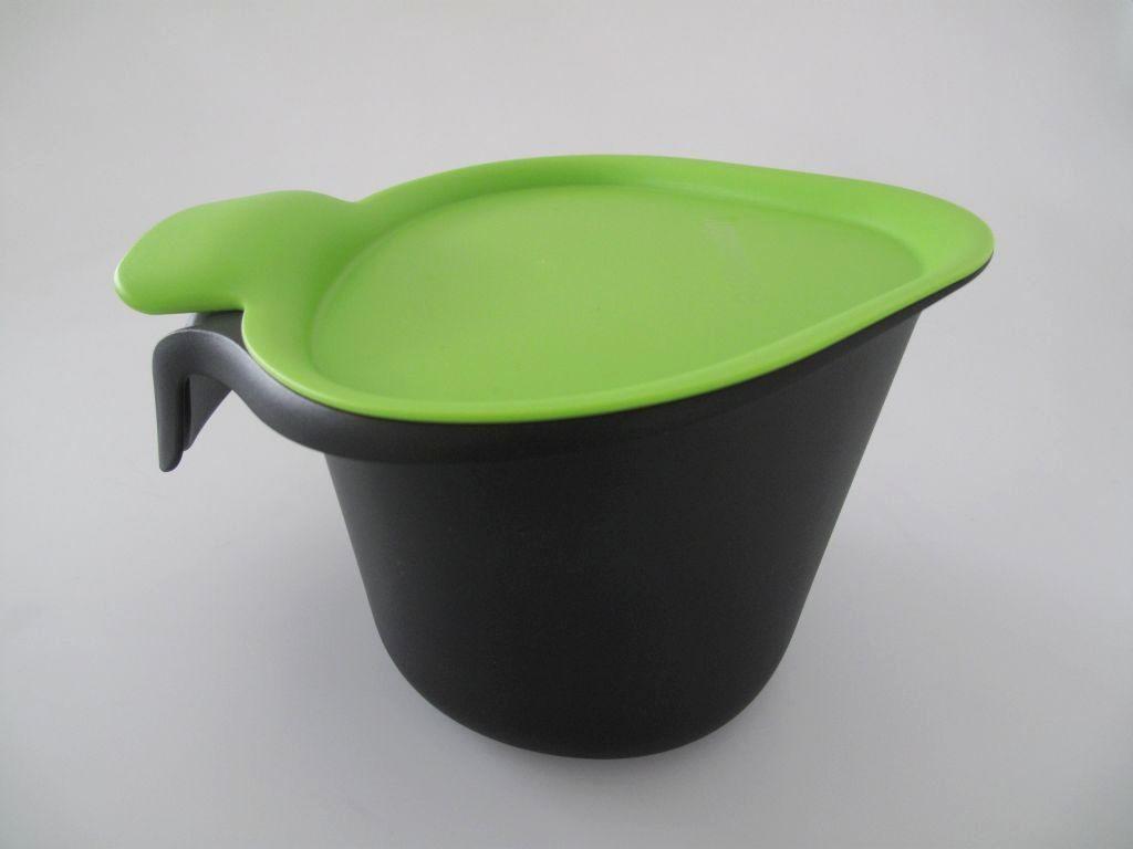 tupperware d188 adretto alles in einem kartoffel schale biom ll bio m ll ebay. Black Bedroom Furniture Sets. Home Design Ideas