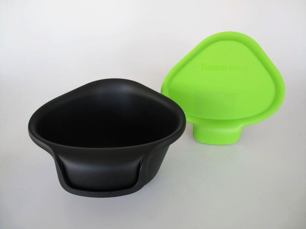 tupperware adretto alles in einem kartoffel schale biom ll bio m ll ebay. Black Bedroom Furniture Sets. Home Design Ideas