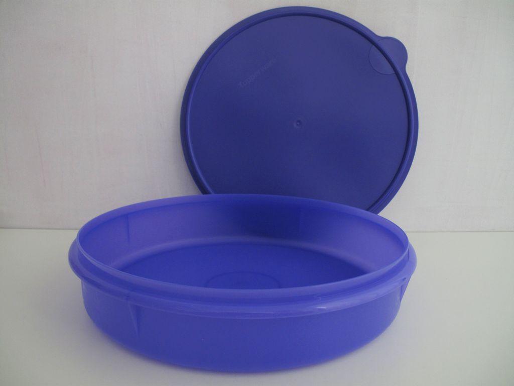 tupperware polarstern rund eisscholle 3 8 l gefrierbeh lter lila ebay. Black Bedroom Furniture Sets. Home Design Ideas