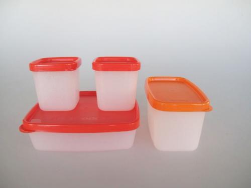 tupperware mini gefrier beh lter 4 polarstern einfrieren. Black Bedroom Furniture Sets. Home Design Ideas
